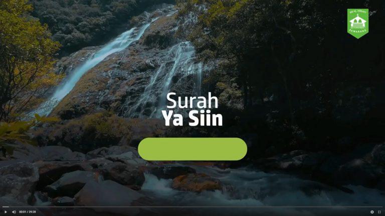 yaasiin-isriati